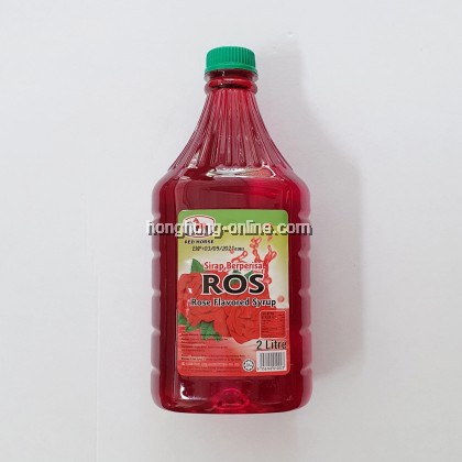 [RED HORSE] SYRUP ROSE FLAVOURED 2L