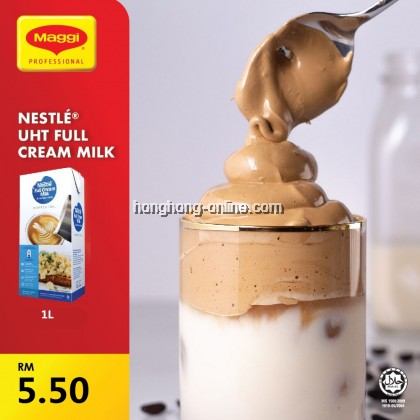 [NESTLE] FULL CREAM MILK 1L