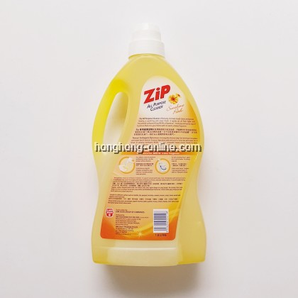 [ZIP] ALL PURPOSE CLEANER (YELLOW) 1.8L
