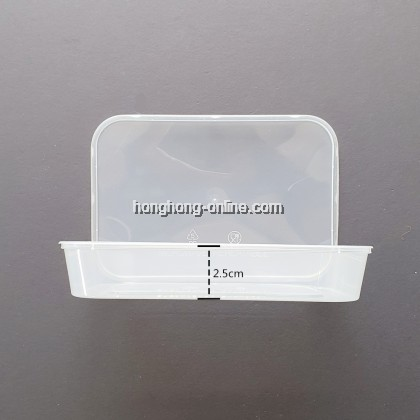 CONTAINER + COVER T-500 (50PCS)
