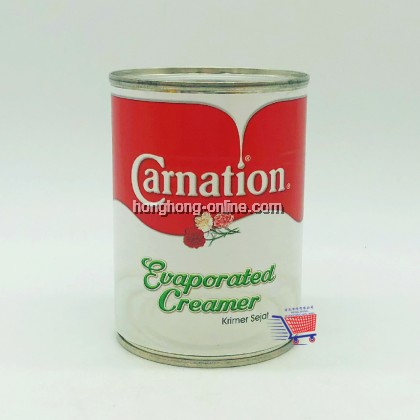 [CARNATION] EVAPORATED CREAMER 淡奶精 390G