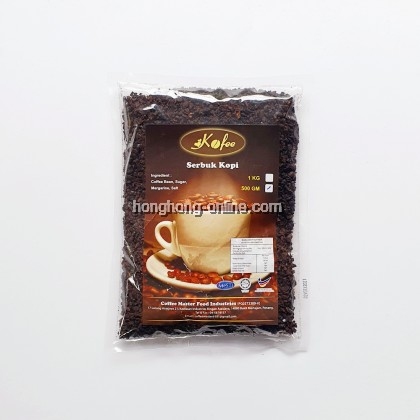[KOFEE] COFFEE POWDER / SERBUK KOPI 500G