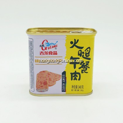 [GULONG] HAM LUNCHEON MEAT 火腿午餐肉 340G