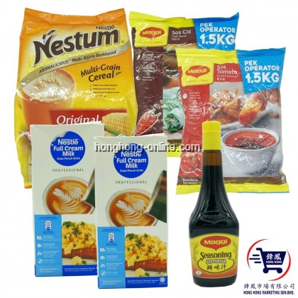 FOOD PACK RM60